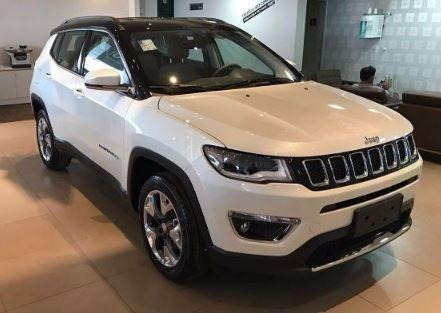 jeep compass 2.0 longitude flex aut. 5p