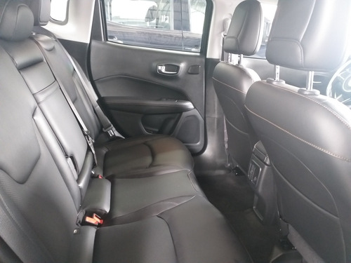 jeep compass 2.0 longitude flex aut. 5p blindada