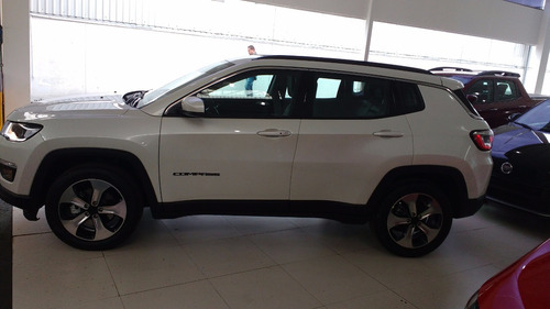 jeep compass 2.0 longitude pronta entrega 2018