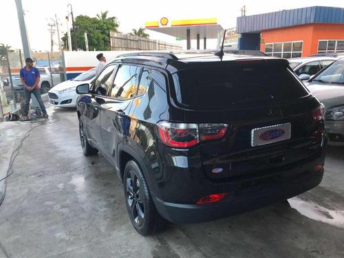 jeep compass 2.0 night eagle flex aut. 5p 2018