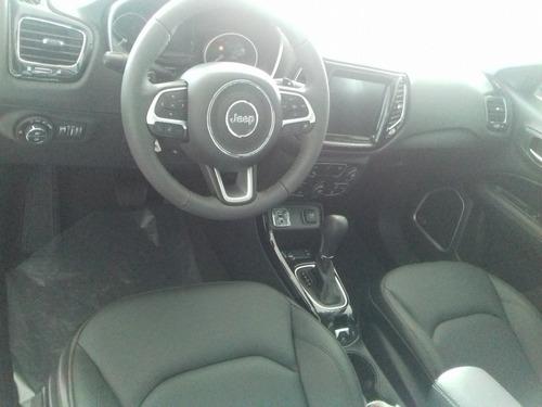 jeep compass 2.0 night eagle flex aut. 5p