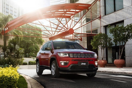 jeep compass 2.0 sport 4x4 flex 2018 0km