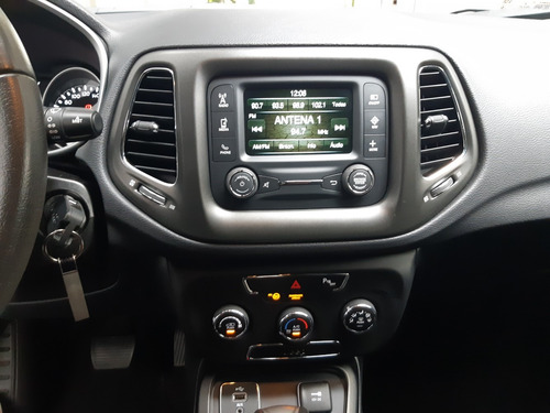 jeep compass 2.0 sport flex 2017 automatico