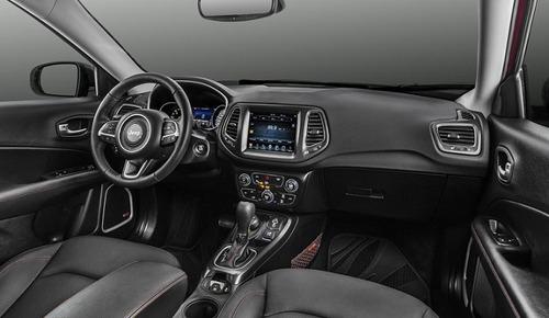 jeep compass 2.0 sport flex 2018 0km