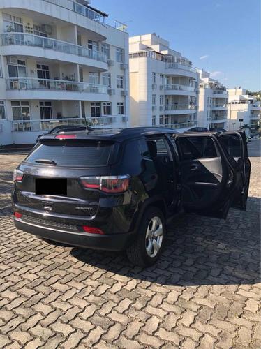 jeep compass 2.0 sport flex aut. 5p 2017