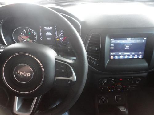 jeep compass 2.0 sport flex aut. 5p 2018