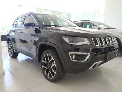 jeep compass 2.0 td at9 4x4 limited plus