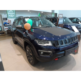 Jeep Compass 2.0 Trailhawk Aut. 5p 20/20
