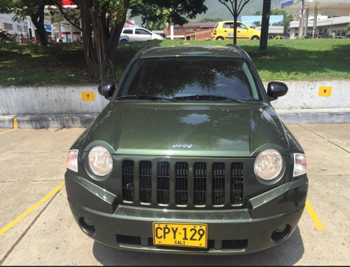 jeep compass 2007 2.4 sport