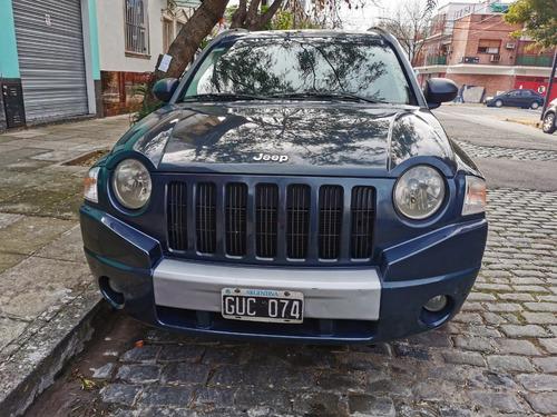 jeep compass 2008 limited 4x4 cvt
