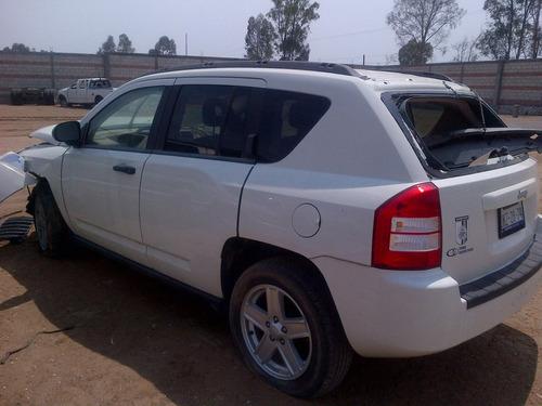 jeep compass 2009 en partes