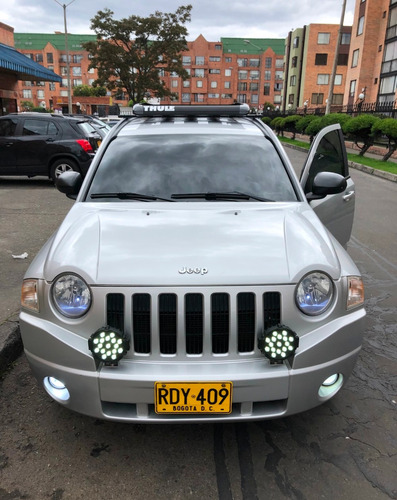 jeep compass 2010 ( 4x4 ) 2.4 limited automatica