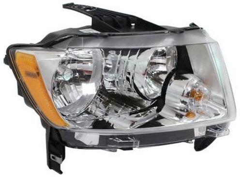 jeep compass 2011 - 2013 faro derecho delantero nuevo!!!
