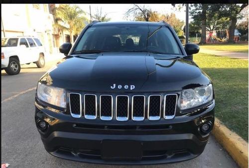 jeep compass 2011 unlimited la mas full mejor que nueva...