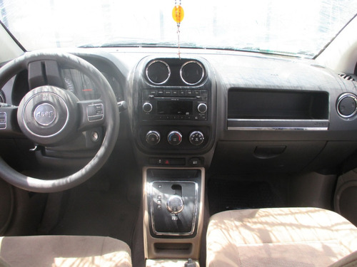 jeep compass 2013  en desarme