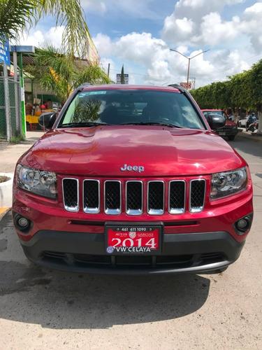 jeep compass 2014 estándar