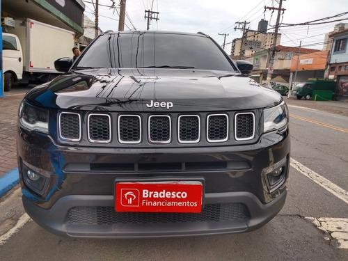 jeep compass 2017 2.0 longitude flex aut- esquina automoveis