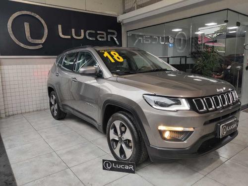 jeep compass 2018 2.0 longitude aut.