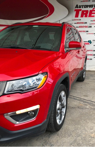 jeep compass 2018 limited