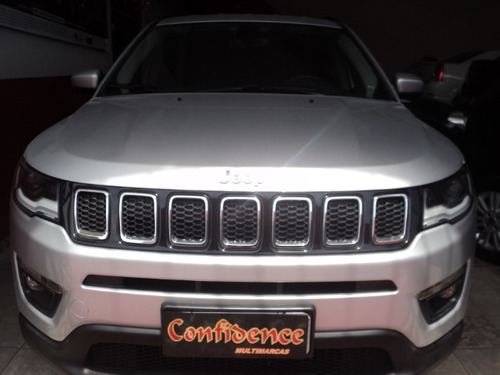 jeep compass 2018 longitude aut. 14000km $94990,00