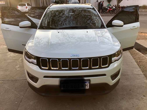 jeep compass 2019 2.4 sport at6 automatica