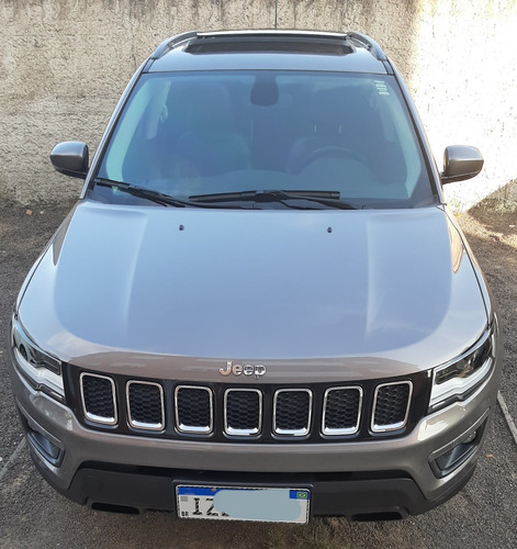 jeep compass 2019 com teto solar