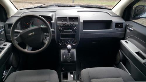 jeep compass 2.4 4x4 a/t- 2008