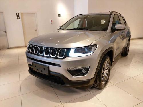 jeep compass 2.4 at6 sport plan nacional 100%