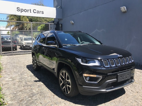 jeep compass 2.4 at9 limited plus 2018 sport cars la plata