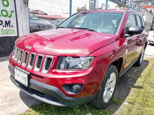 jeep compass 2.4 latitude 4x2 at 2015
