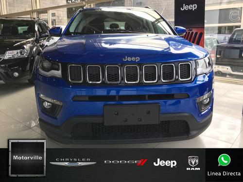 jeep compass 2.4 limited 0km nueva línea 2018 financiaciones
