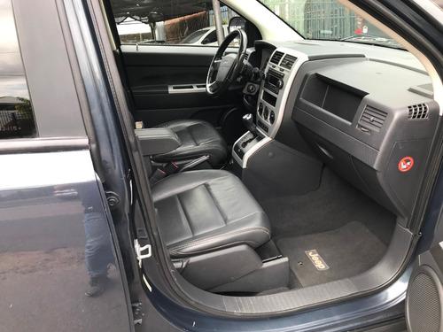 jeep compass 2.4 limited 170cv atx 2008