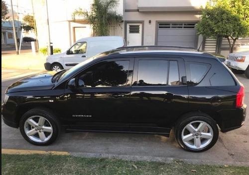 jeep compass 2.4 limited 170cv atx la mejor!!!