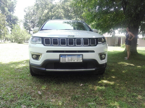 jeep compass 2.4 limited 2018