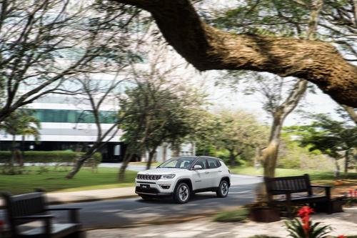jeep compass 2.4 limited 2018 entrega inmediata sport cars