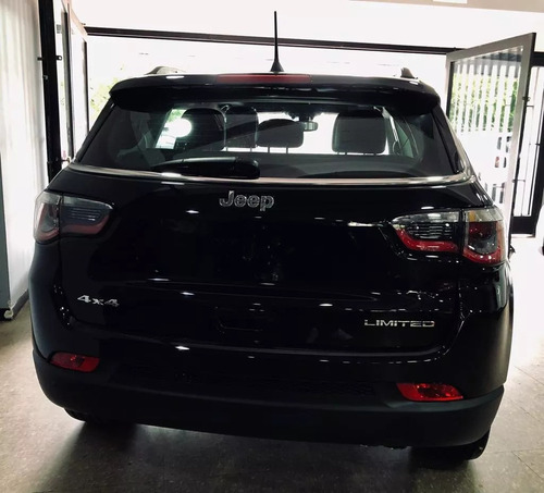 jeep compass 2.4 limited 2019