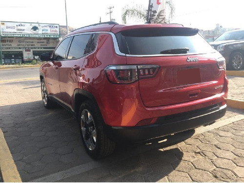 jeep compass 2.4 limited 4x2 at 2018