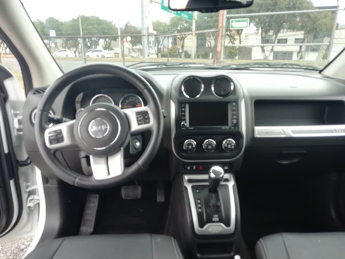 jeep compass 2.4 limited 4x4 at 2014