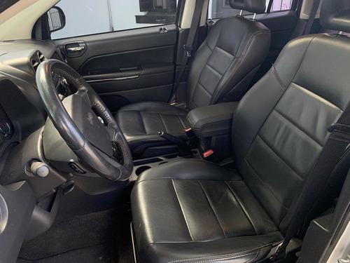 jeep compass 2.4 limited cvt 4x4 91.000km la mejor año 2009!