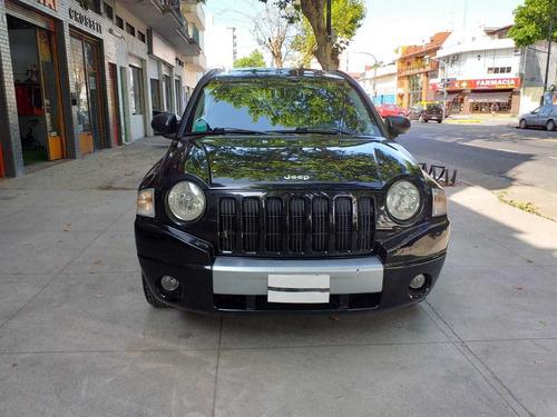jeep compass 2.4 limited cvt 4x4 automatica año 2009