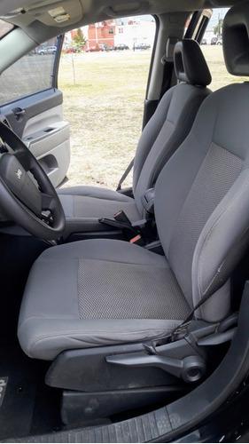 jeep compass 2.4 limited cvt 4x4 mt 2007