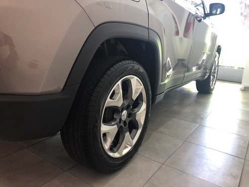 jeep compass 2.4 limited  financiada