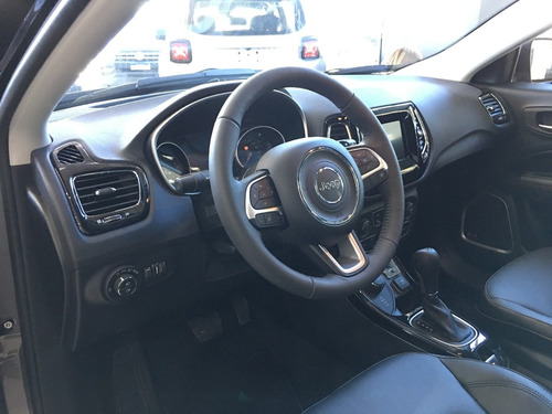 jeep compass 2.4 limited plus 0km nueva línea at 2018