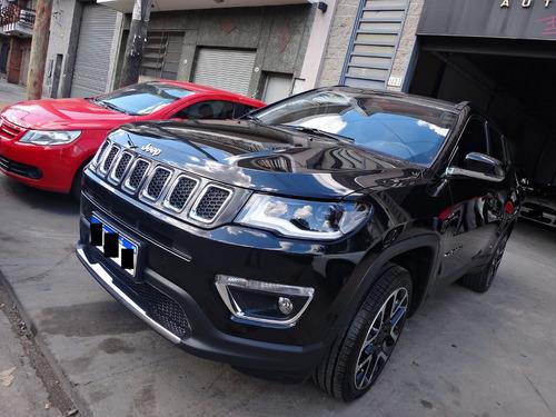jeep compass 2.4 limited plus 0km patentada!!!