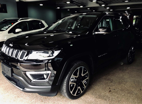 jeep compass 2.4 limited plus 170cv atx 2018