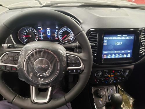 jeep compass 2.4 limited plus 2020 entrega inmediata permuto