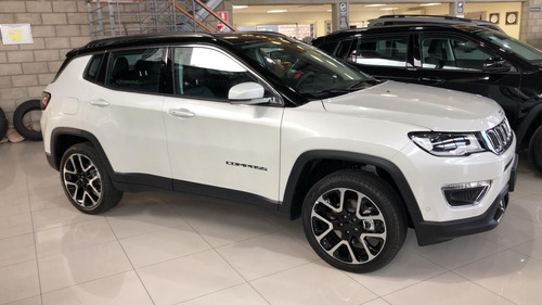 jeep compass 2.4 limited plus 4x4 2020