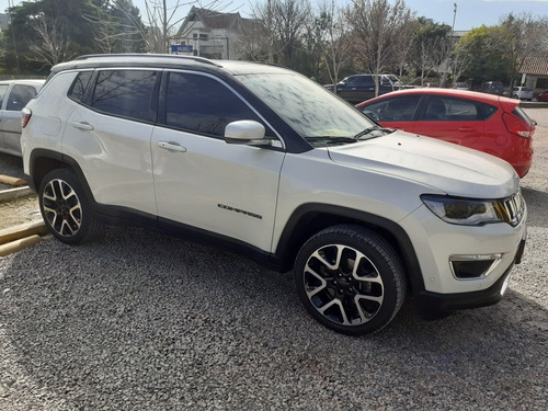 jeep compass 2.4 limited plus 4x4 anticipo y cuotas