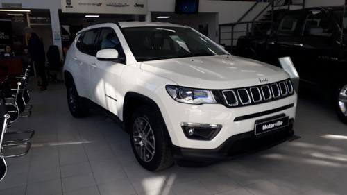 jeep compass 2.4 limited plus 4x4 linea nueva 2019