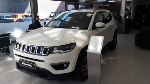 jeep compass 2.4 limited plus 4x4 linea nueva 2020